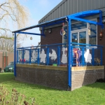 External Classrooms Shelter Installers in Devon 8