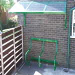Outdoor Scooter Racks Installation in South Ayrshire 12