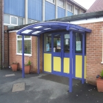 Bicycle Shelter Suppliers in Bossington 11