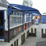 Outdoor Shelters and Canopies in Aslacton 12