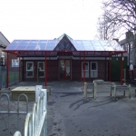 Sports Court Shelter Canopies in Epping Green 12