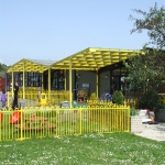Outdoor Shelters and Canopies in Allerton 10