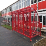 Bicycle Shelter Suppliers in Bossington 10