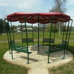 Outdoor Shelters and Canopies in Backwell Common 8
