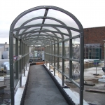 Safe Bicycle Storage Shelters in Kennet 7