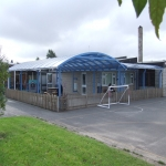 Sports Court Shelter Canopies in Bridgend 7