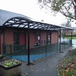 Outdoor Shelters and Canopies in Bacton 11