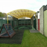 External Classrooms Shelter Installers in Aberlemno 4