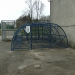 Bicycle Shelter Suppliers in Accrington 1