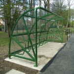 Outdoor Bike Shelters Specialists in Abbots Ripton 4