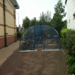 Safe Bicycle Storage Shelters in Kennet 4