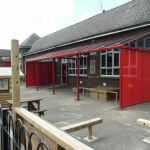 Outdoor Shelters and Canopies in Bacton 12