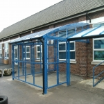 External Classrooms Shelter Installers in Aberlemno 3