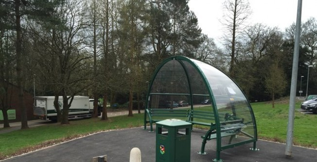 External Smoking Shelters in Norfolk