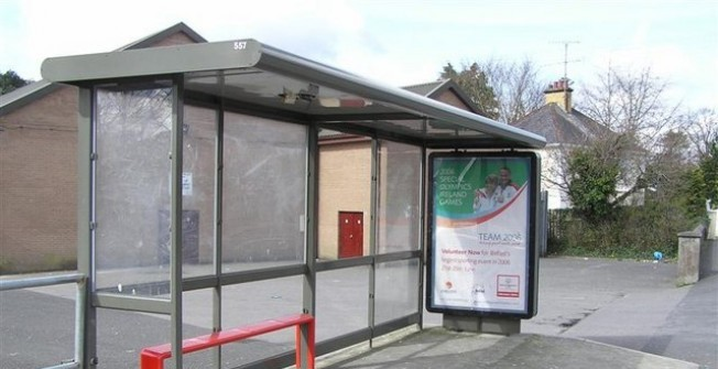 Bus Shelter Manufacturers in Banbridge