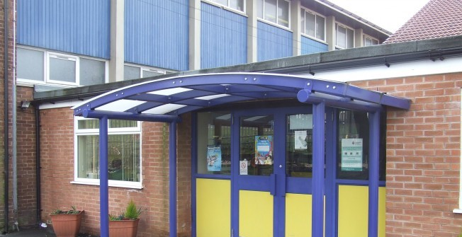 School Playground Canopies