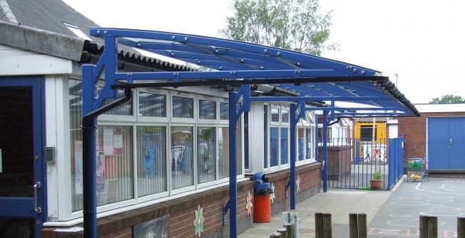 Outdoor Shade Canopies in Somerset
