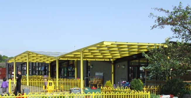 Outdoor Shade Facilities in Berkshire