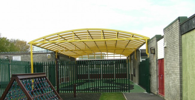 Canopy and Shelter Specialists in Aperfield